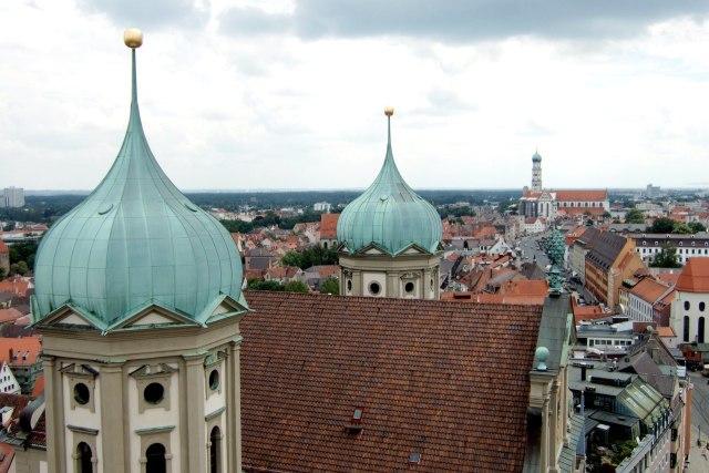 foto van Augsburg