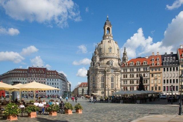 foto van Dresden