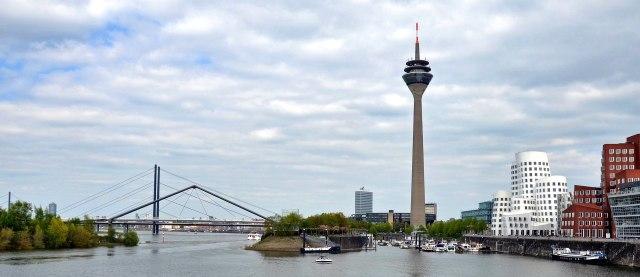 foto van Düsseldorf