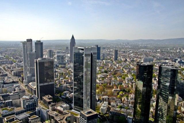 foto van Frankfurt