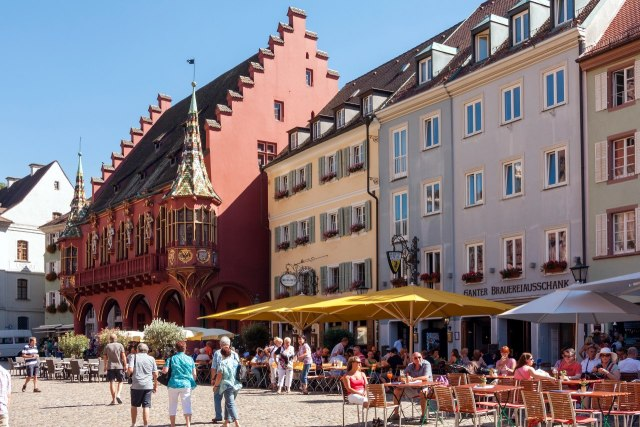 foto van Freiburg