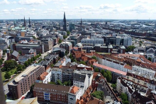 foto van Hamburg