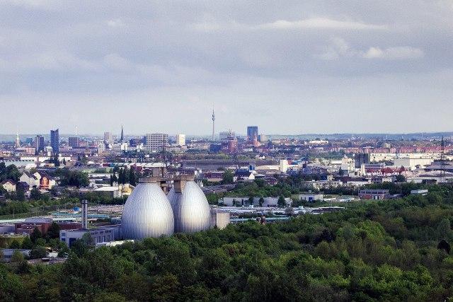 foto van het Ruhrgebied