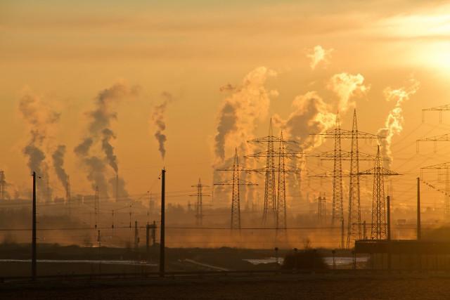 Luchtvervuiling in het Ruhrgebied