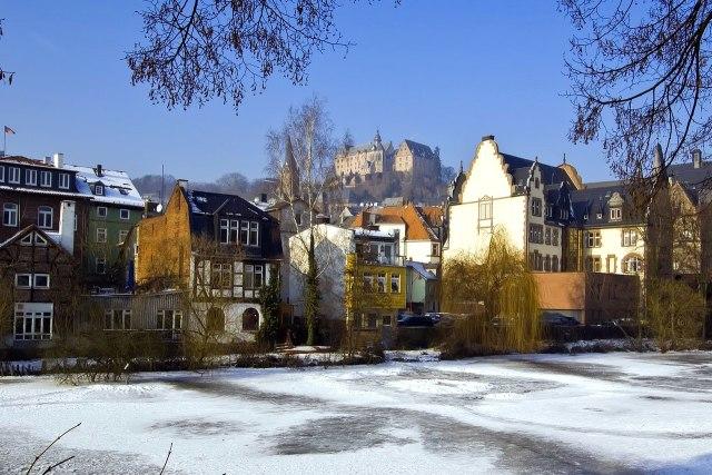 Foto van Marburg