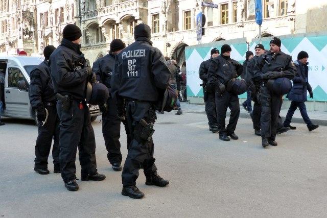 Duitse Polizei