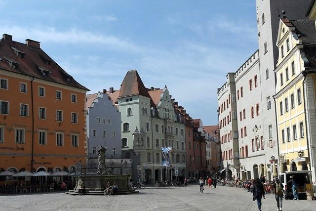 Foto van Regensburg